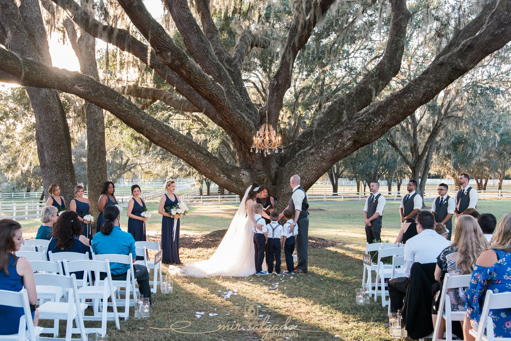 The-Lange-farm-wedding, Tampa-wedding-ceremony-photo