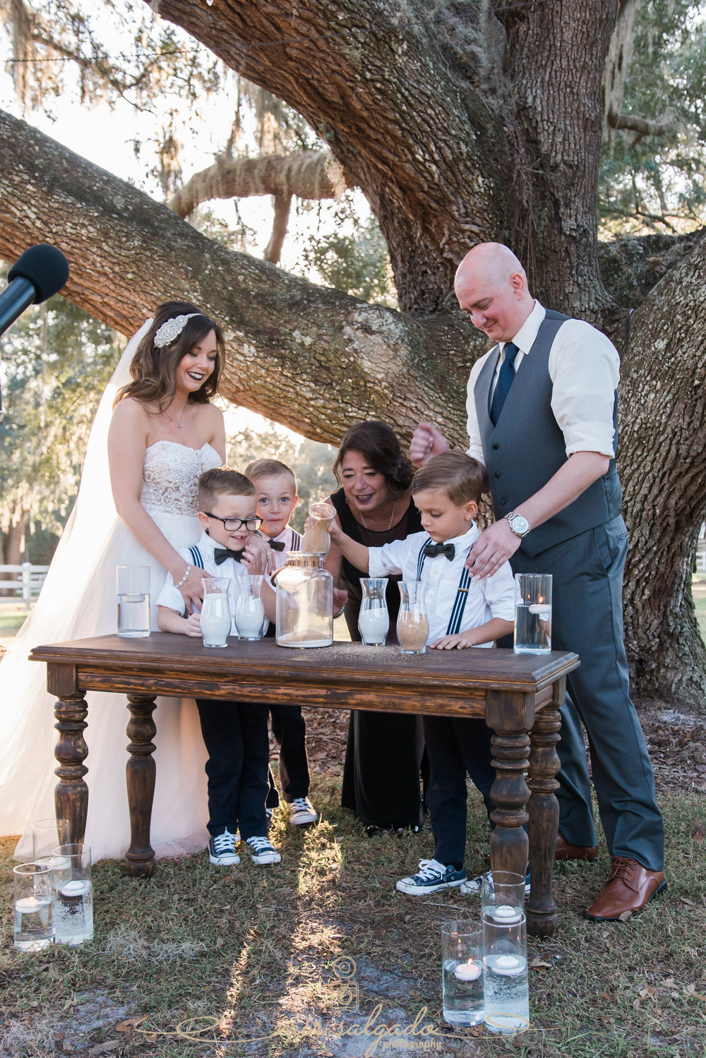 The-Lange-Farm-wedding-ceremony, Tampa-wedding-ceremony, Tampa-wedidng