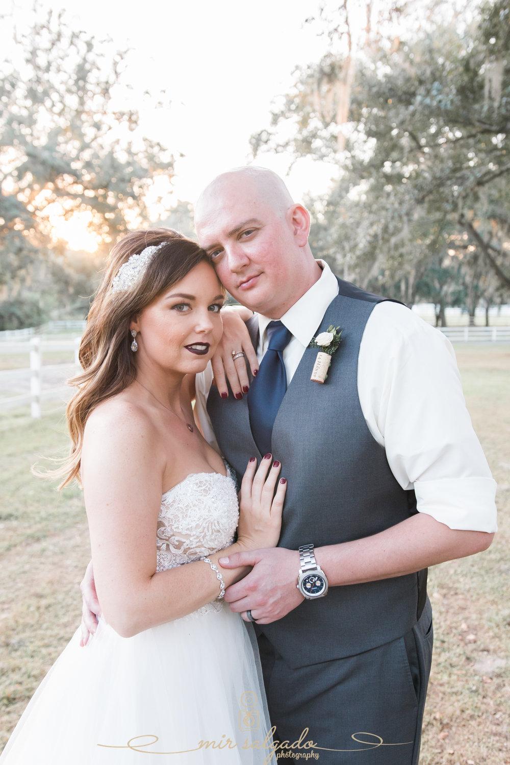 The-Lange-farm-wedding-photo, bride-and-groom-portrait