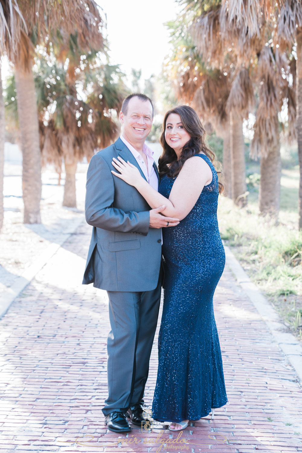 Fort-de-Soto-engagement-photos, Tampa-photographer