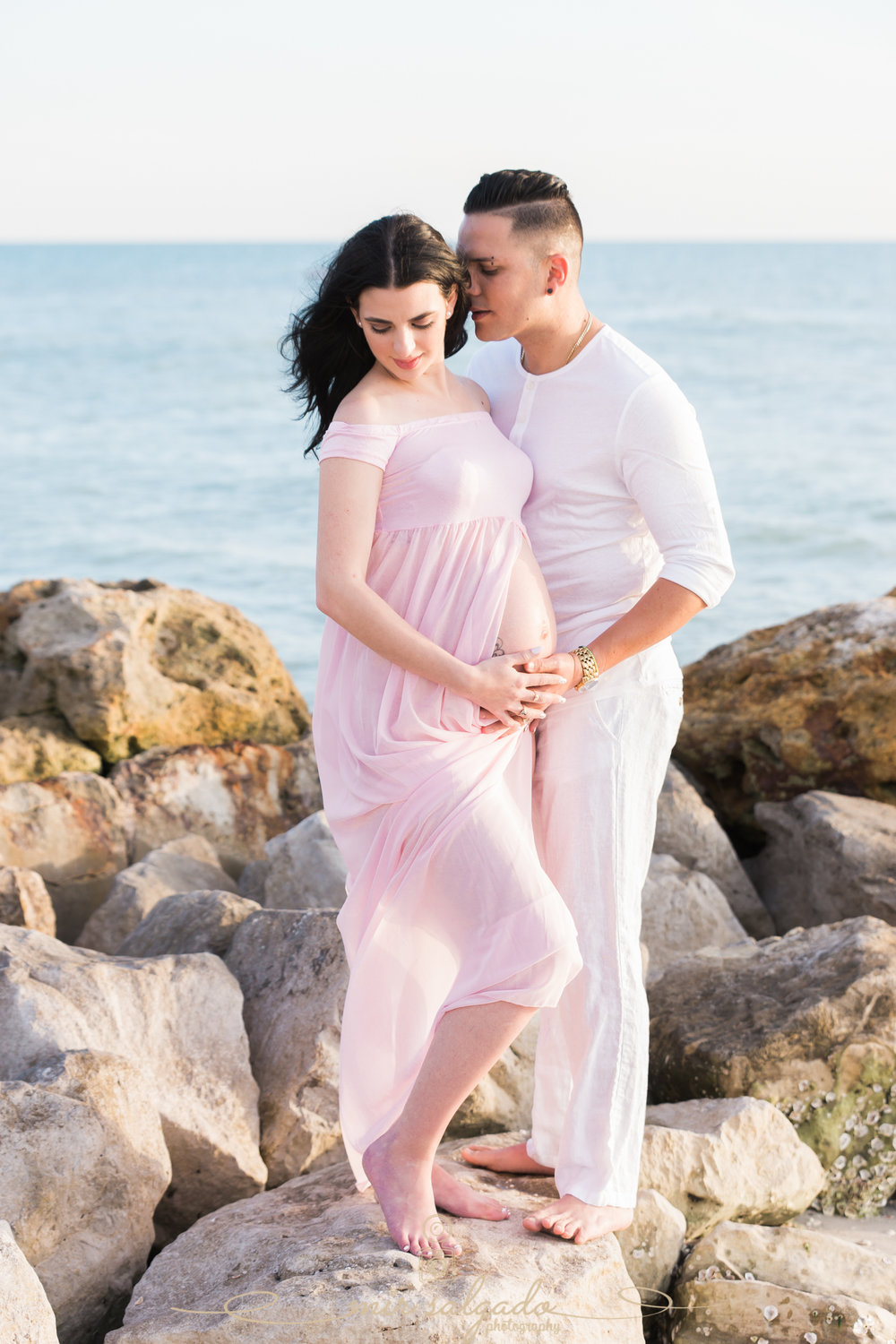 Florida-beach-maternity-session, Tampa-maternity-photographer