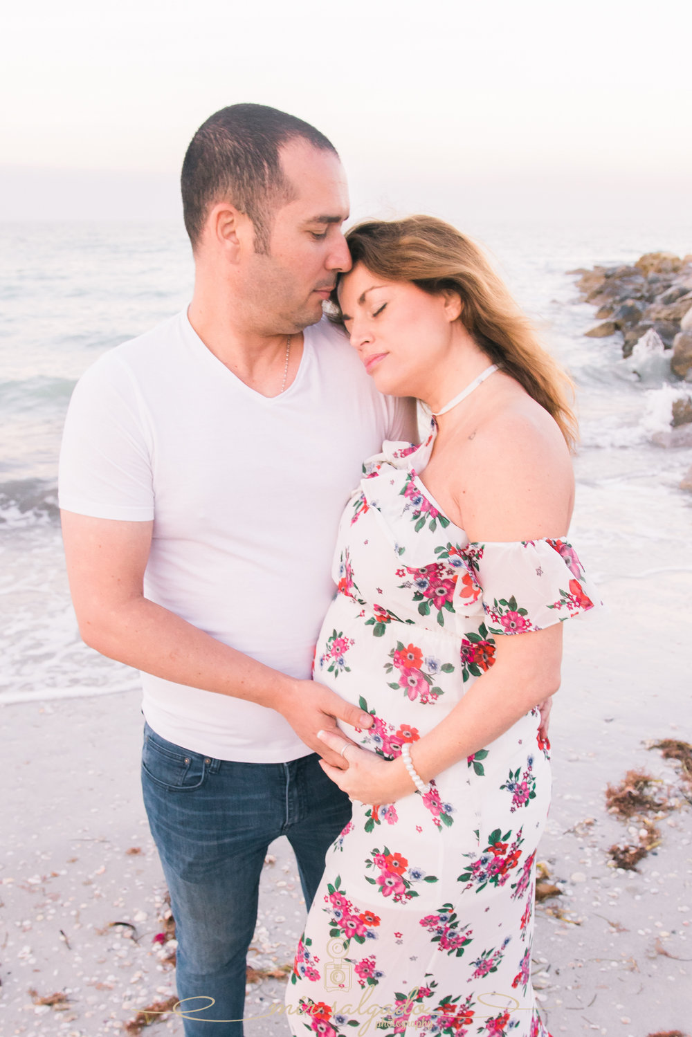 St.Pete-maternity-session, Florida-photographer, St.Pete-engagement