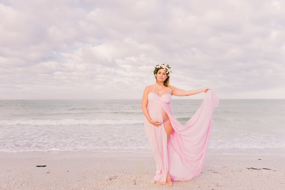 beach-maternity-session, St.Pete-maternity-session