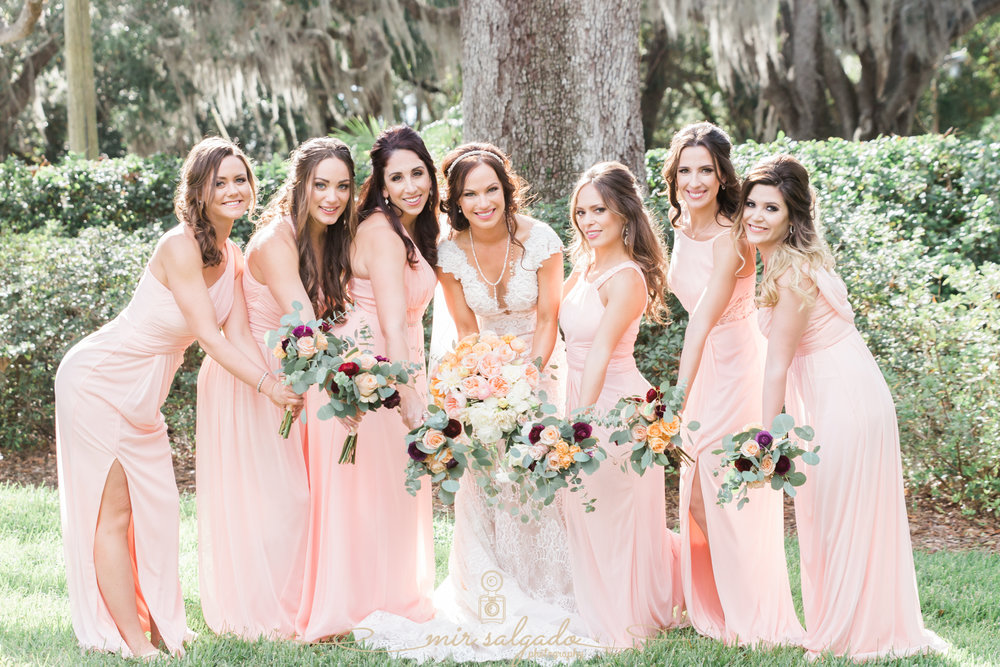 Tampa-wedding-photographer, Tampa-wedding, bridesmaids-photo