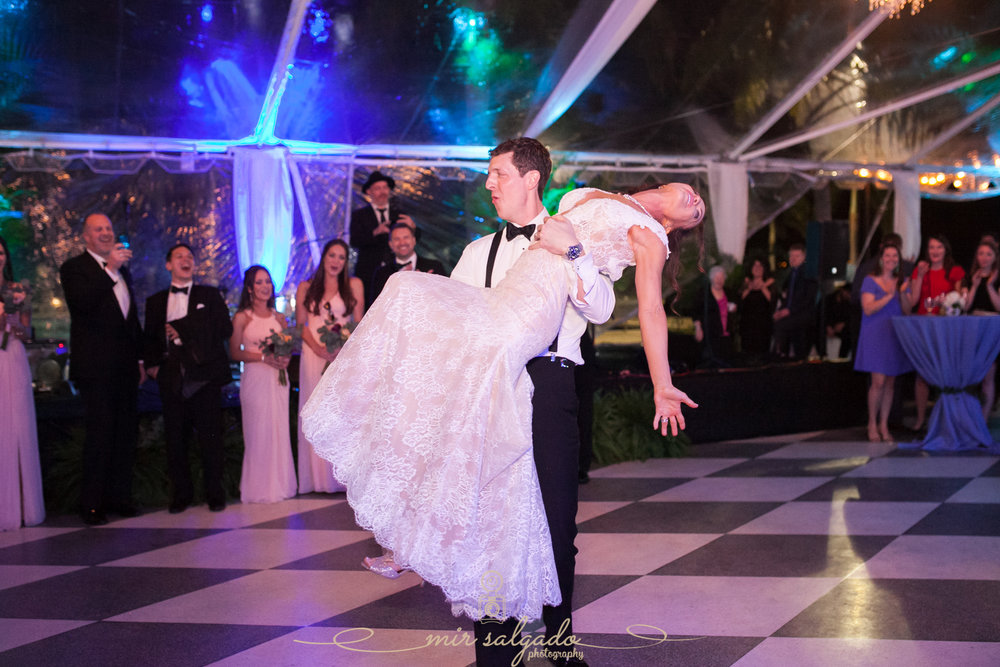 Tampa-first-dance-photo, Tampa-yacht-club-wedding