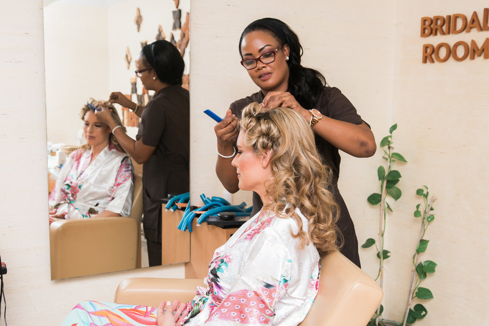 Getting-ready-bride-photo, Jamaica-wedding-photo