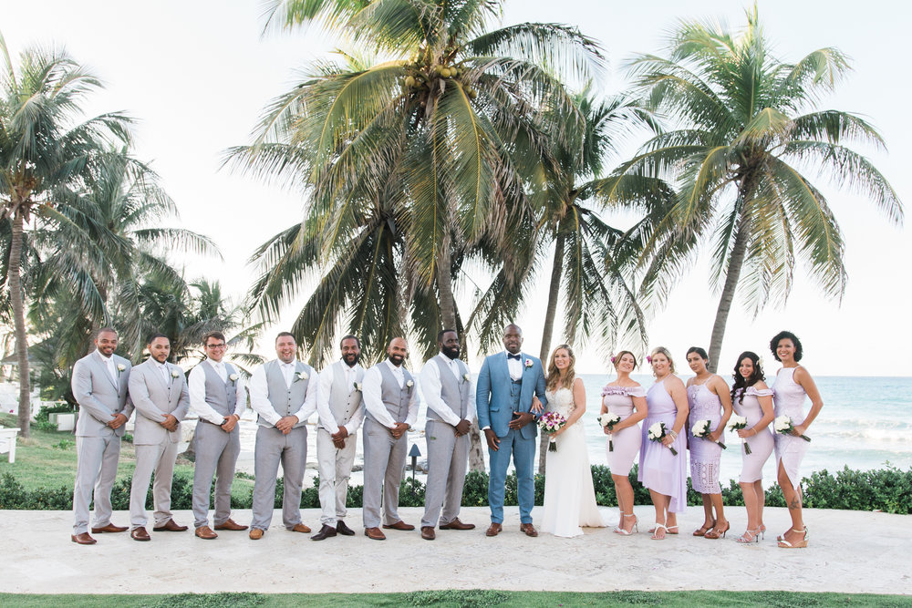 Destination-wedding-photographer, bridal-party-photo