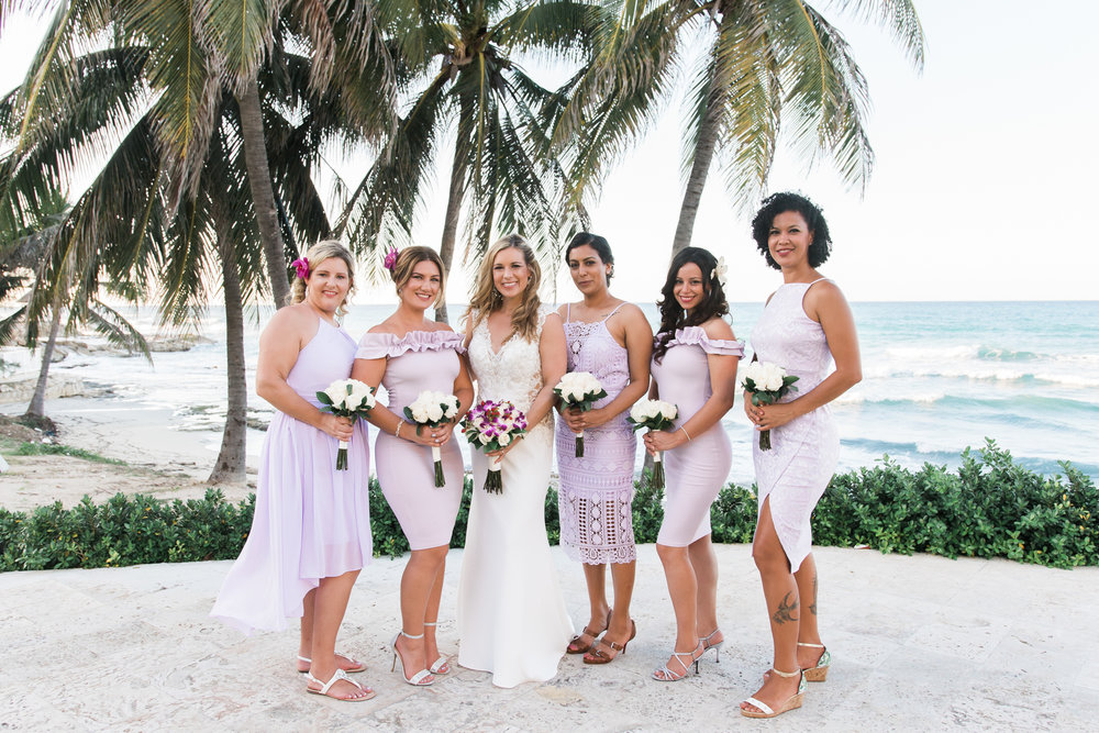 Montego-bay-wedding-photo, bridesmaids-photo