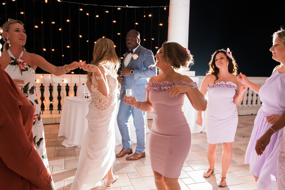 Hyatt-wedding, Hyatt-Montego-bay-wedding-photo, party