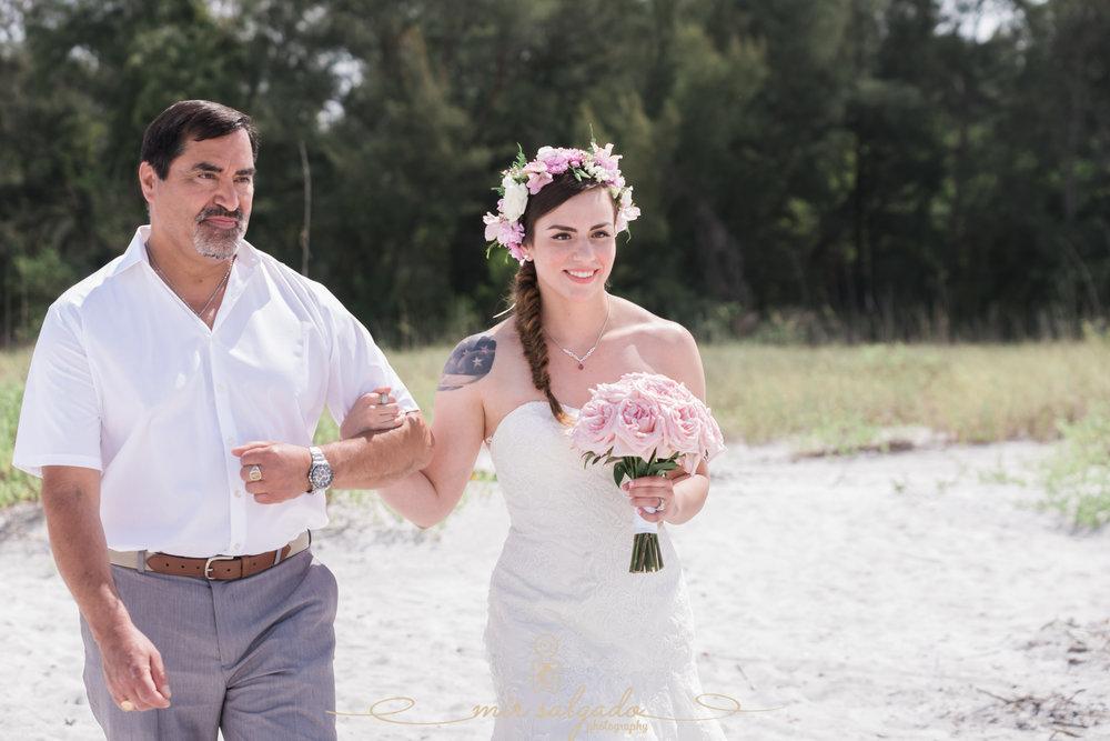 Sarasota-beach-wedding, Lido-key-beach-wedding