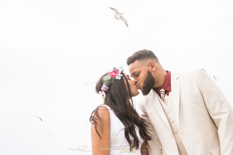 Fort-de-Soto-beach-wedding, Beach-wedding-photographer