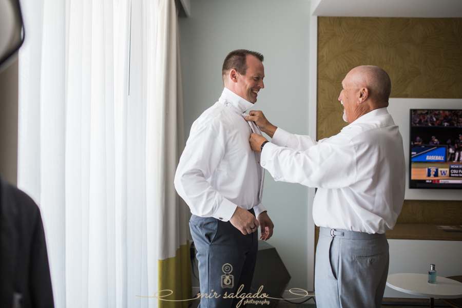 groom-getting-ready, groomsmen-session, Clearwater-beach-session, Tampa-photographer