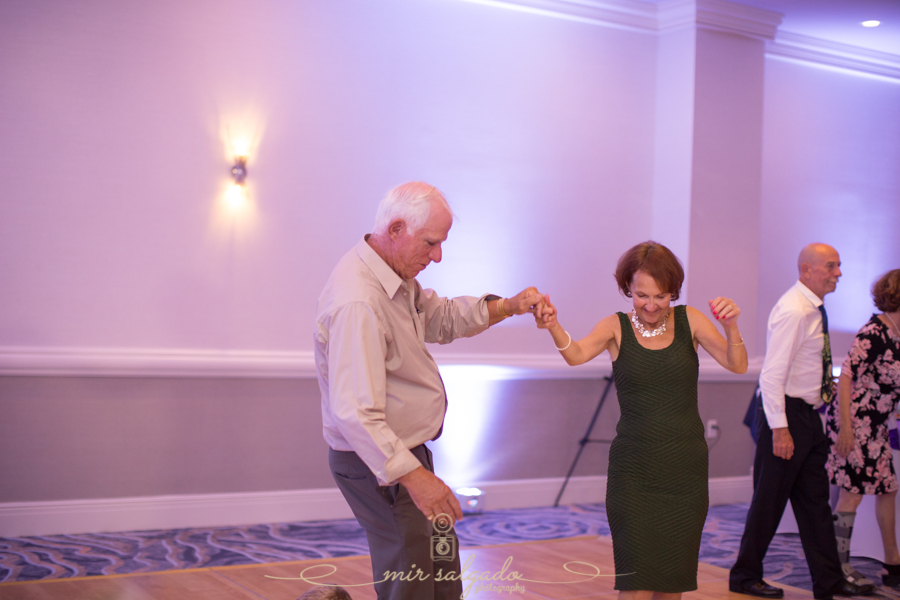 reception-dancing-couple, Hyatt-clearwater-beach-resort-spa, Tampa-wedding-photographer