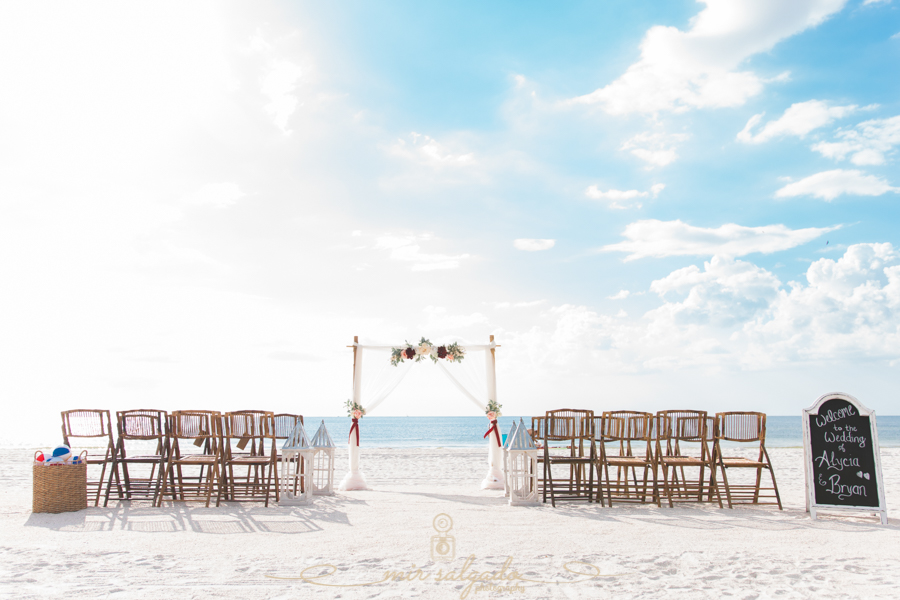 St.Pete-beach-wedding, Florida-wedding, Tide-the-knot-beach-weddings