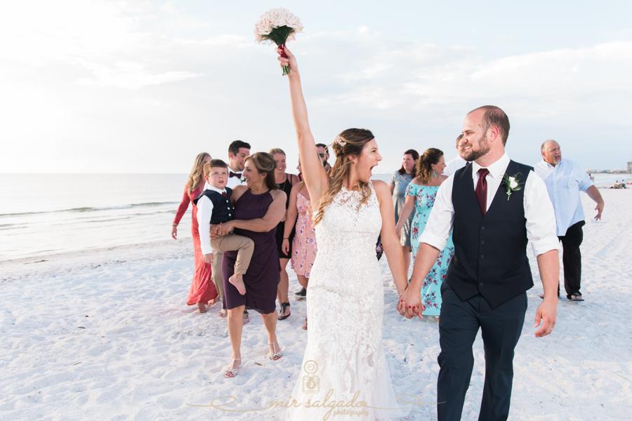 Beach-wedding-photographer, Florida-beach-wedding
