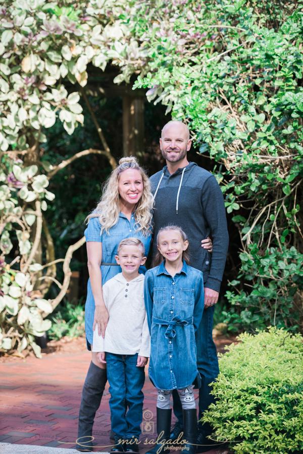 St.Pete-family-session, Sunken-gardens-family-session