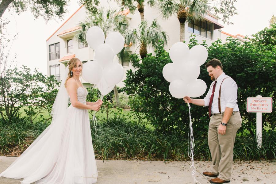 Bride-and-groom-first-look, Bradenton-wedding-photographer, Tampa-wedding-photographer