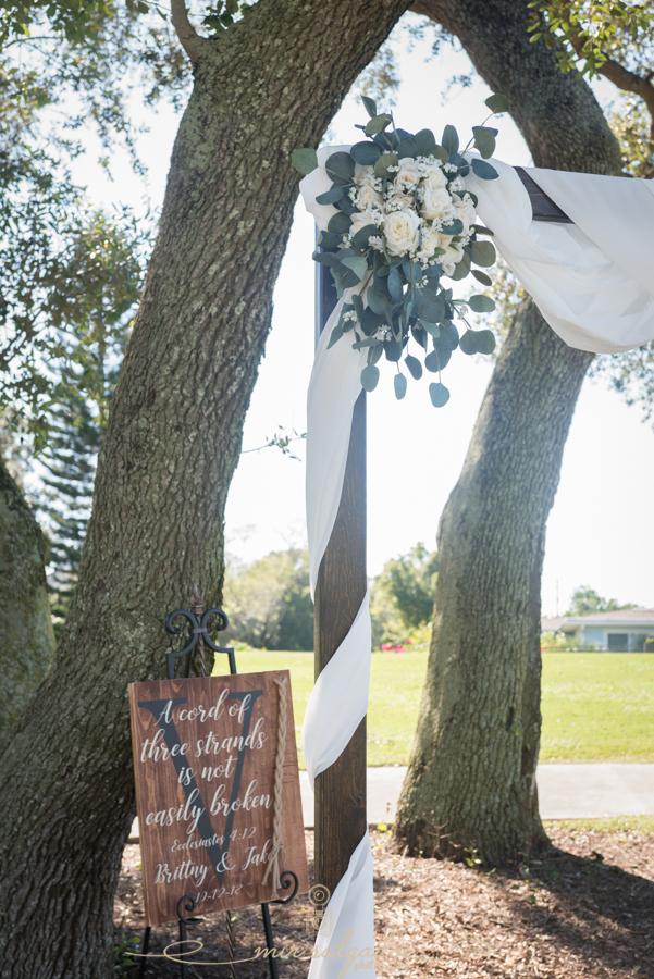 IMG-Academy-golf-club-wedding, wedding-ceremony-set-up