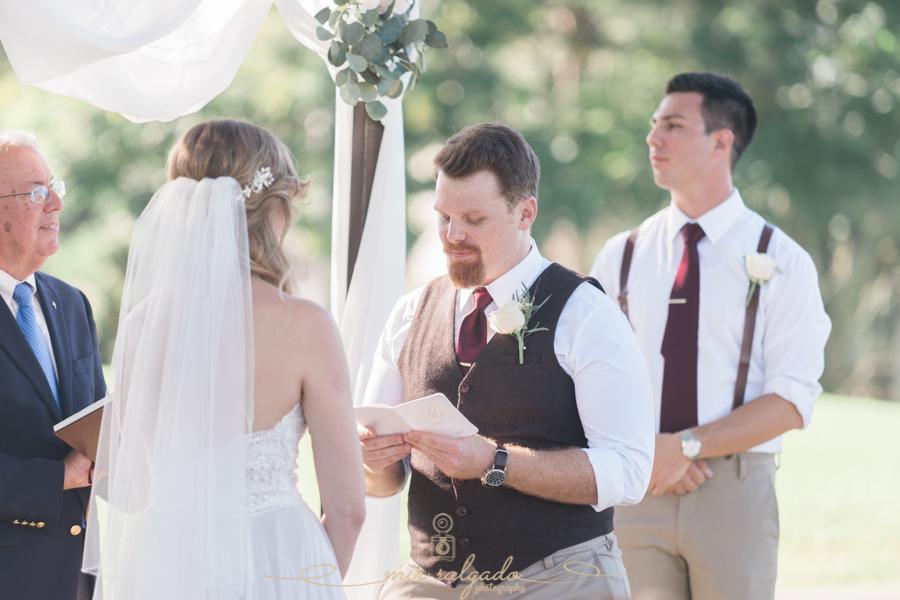 IMG-academy-golf-club-wedding-ceremony, Bradenton-wedding