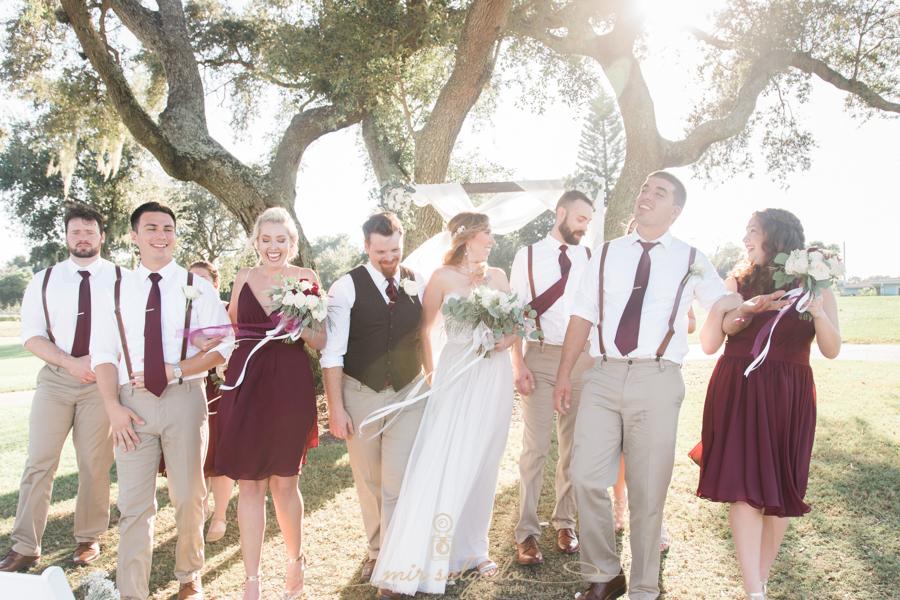 Tampa-wedding-photographer, Tampa-bridal-party-photo
