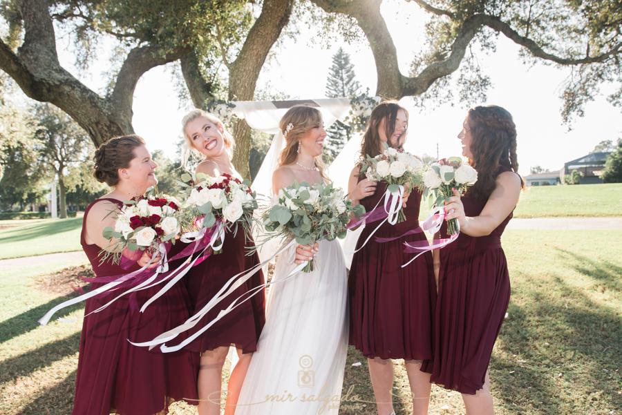 Tampa-photographer, bride-and-bridemaids-photo