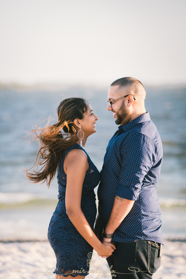 Beach-engagement-session, Tampa-photographer, Tampa-wedding-photographer
