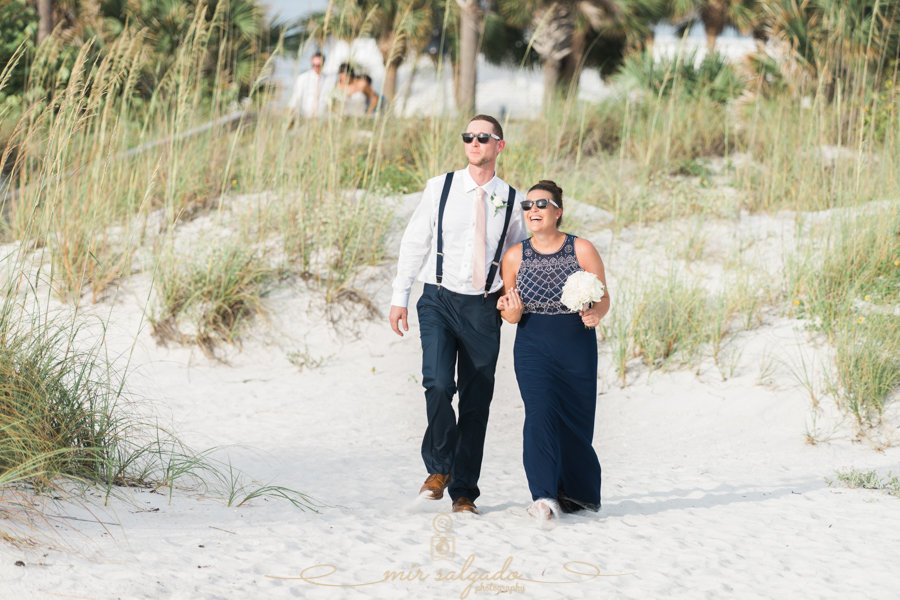 Beach-wedding-photo, pass-a-grille