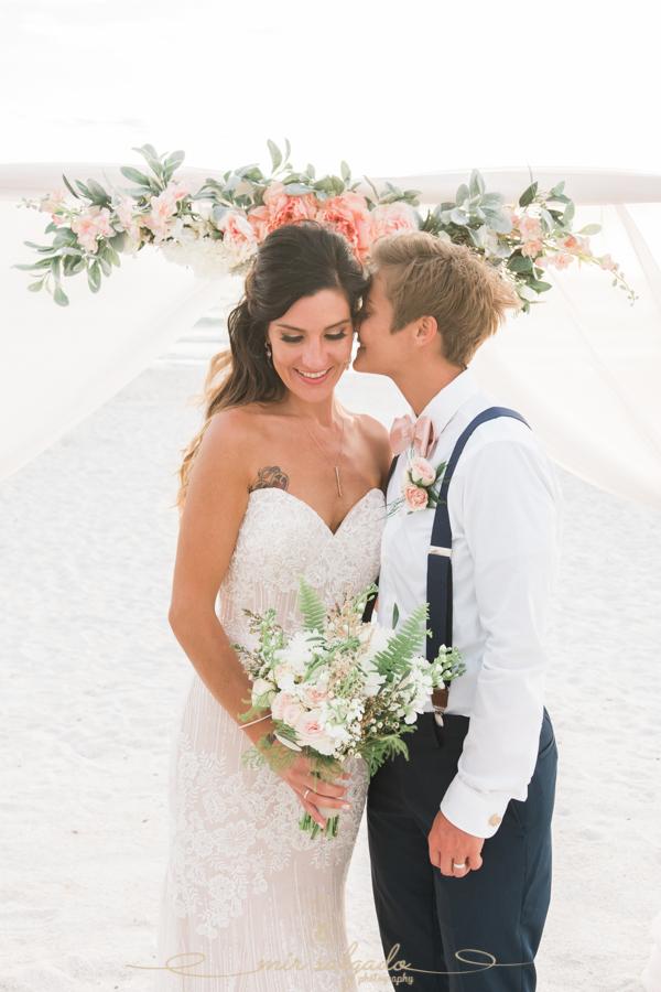 St.Pete-wedding-photo, Florida-beach-wedding