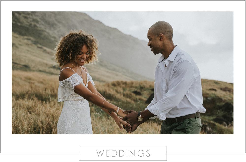 Oahu Wedding Photographer, Elopement at Kaena Point, Kaena Point Wedding, Kaena Point Wedding Photographer