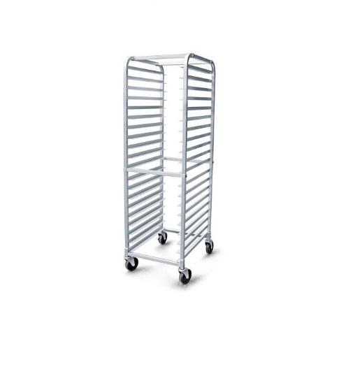 20 tier rolling rack