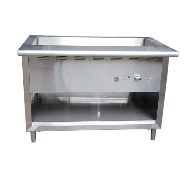 The Kitchen Prep Solution - Cafeteria steam table