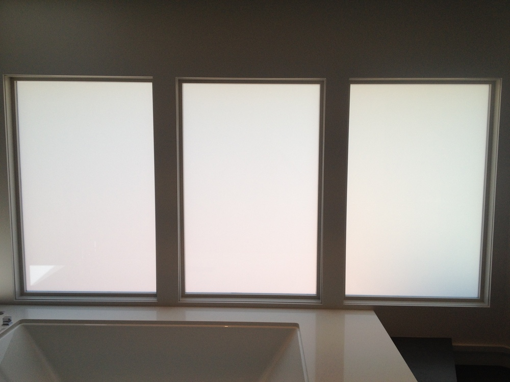 Switchable Privacy Glass - On