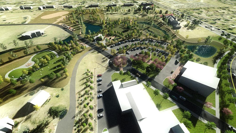 John Meade Park Master Plan