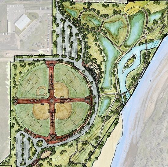 Riverside Park Master Plan<br/>and Final Design