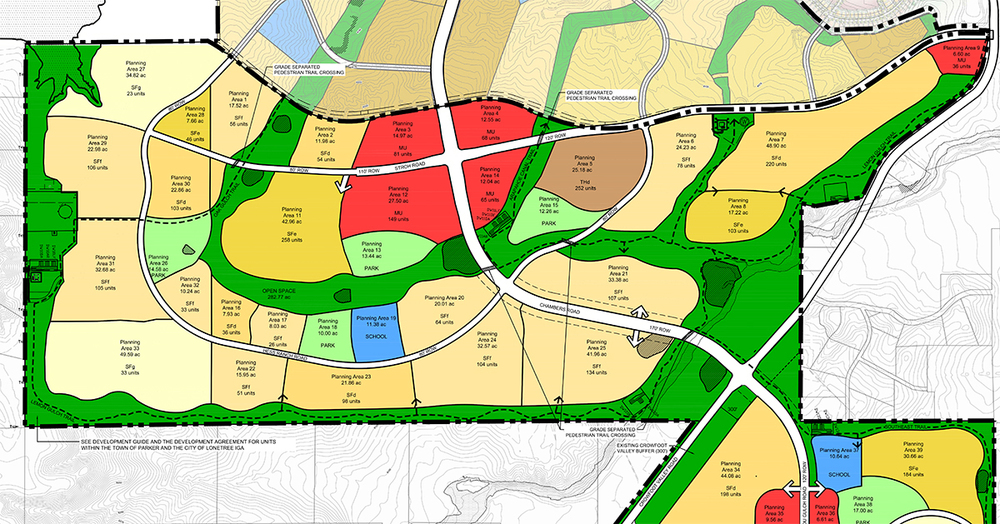 Hess Ranch Master Plan