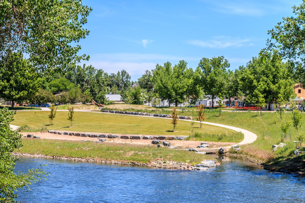Pasquinel's Landing Park