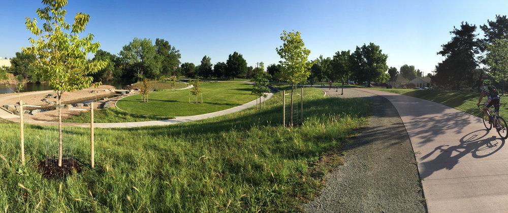Grant Frontier Park