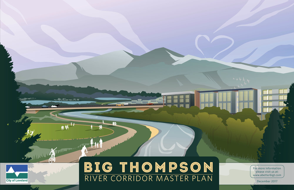 Big Thompson River Corridor Master Plan