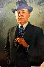 John A. Lomax, impressario and folklorist