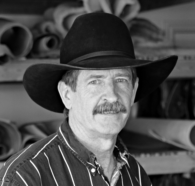 Cary Schwarz, photo courtesy of Traditional Cowboy Arts Association