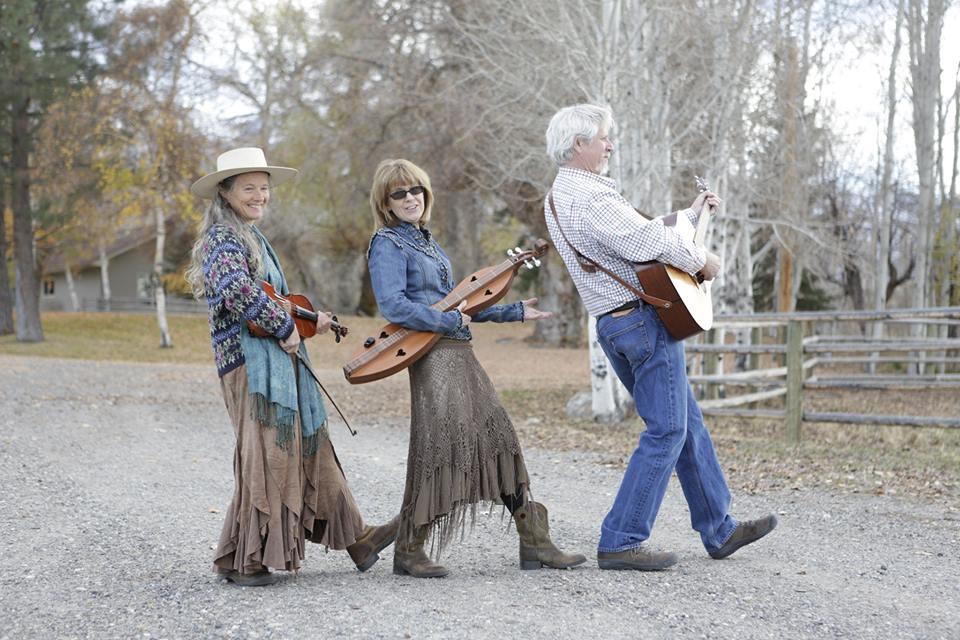 Southwind: Carolyn Steninger, Susan Lawrence and Ken Harriman.