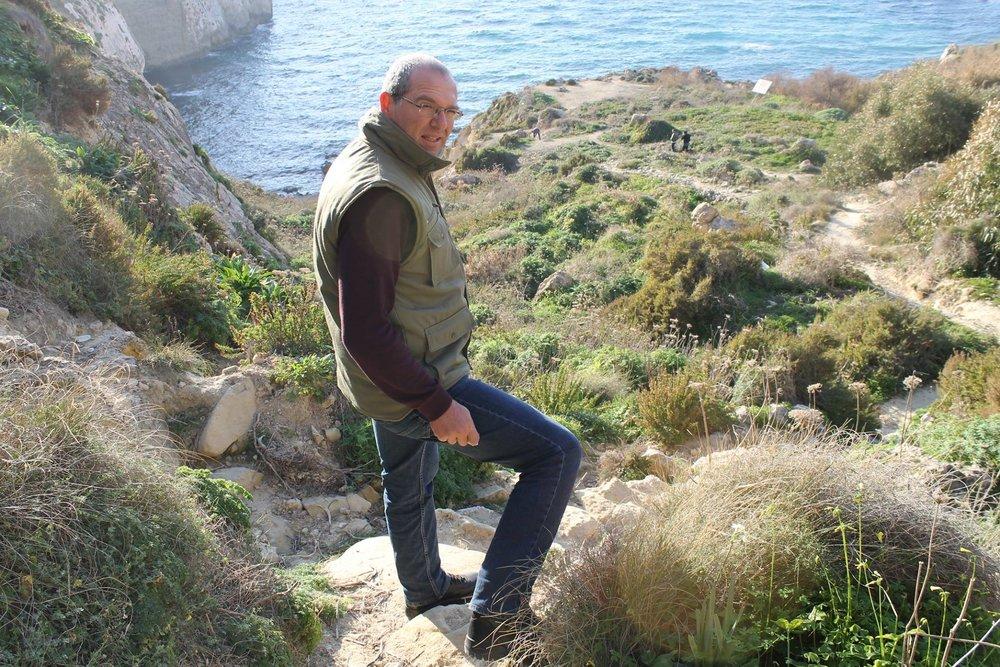 Simon Buttigieg. Photo courtesy of Simon Buttigieg