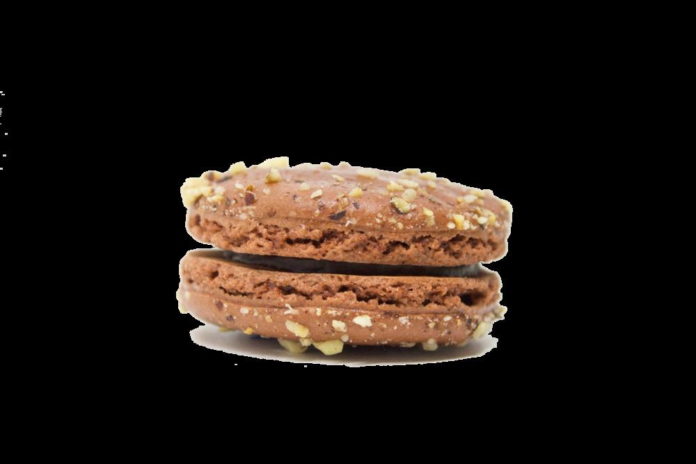chocolate hazelnut crunch