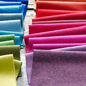 Vibrant Melton Wools