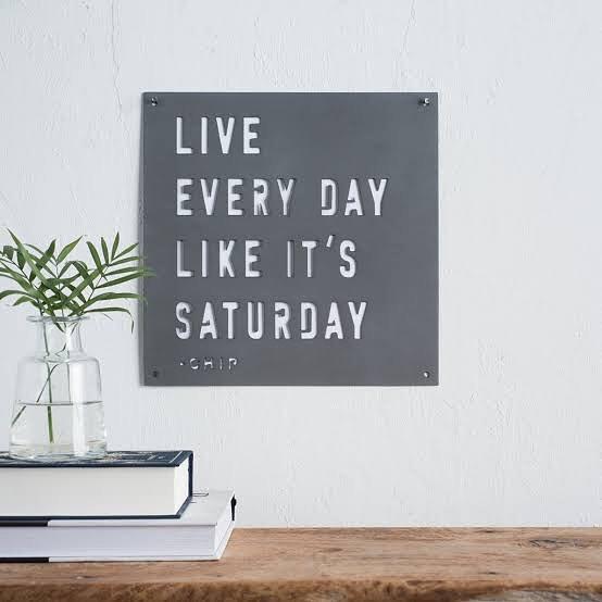 Weekend vibes 🙌🏻 . . . 📸magnoliamarket #weekendvibes #gottaloveweekends #saturdaylove #workhardplayhard #weekendchill #saturdayiloveyou