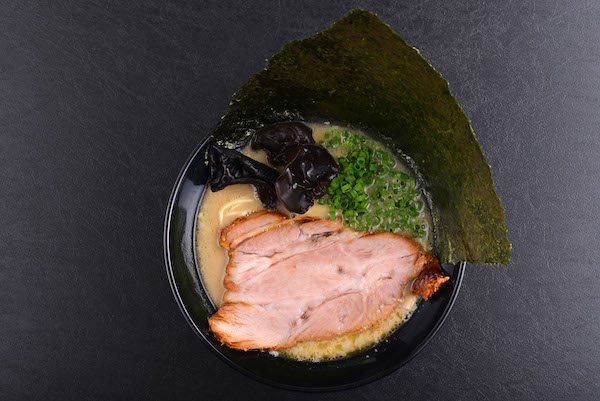 Tonkotsu Ramen with Japanese Seaweed ($11.90)