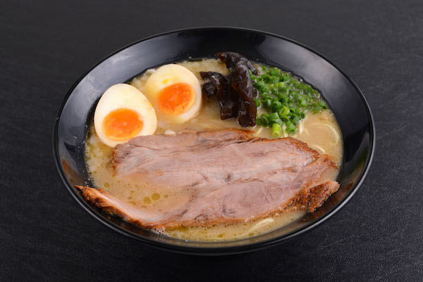 Tonkotsu Ramen with Flavoured Egg ($12.90)