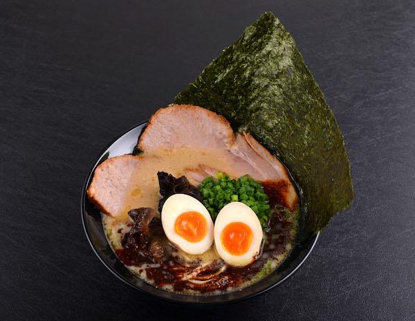 Black Spicy Tonkotsu Ramen Special ($15.90)