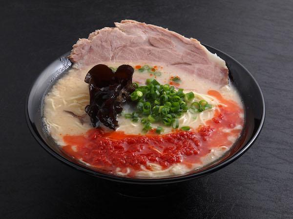 Red Spicy Tonkotsu Ramen ($11.90)