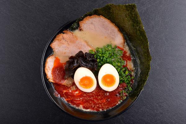 Red Spicy Tonkotsu Ramen Special ($15.90)